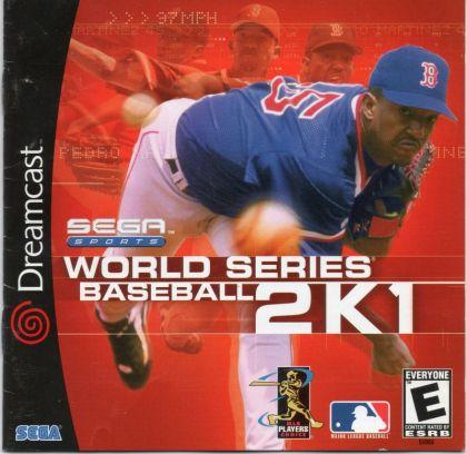 World Series Baseball 2K1  DRE