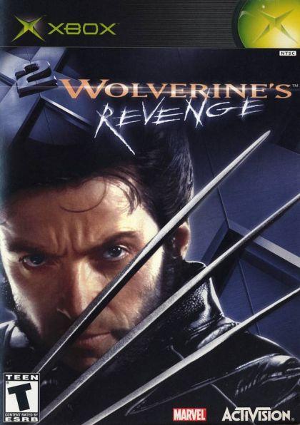 X2 WOLVERINE'S REVENGE XBX