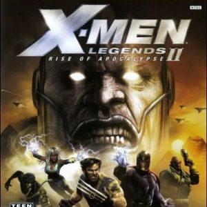 X MEN LEGENDS 2 RISE OF APOCALYPSE [T]