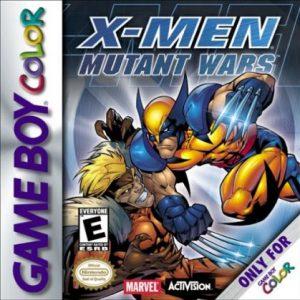 X-Men Mutant Wars GBC