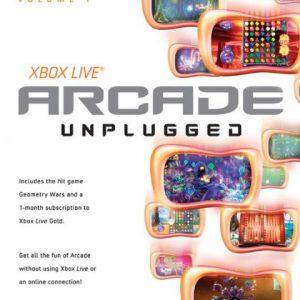 Xbox Live Arcade Unplugged Volume 1