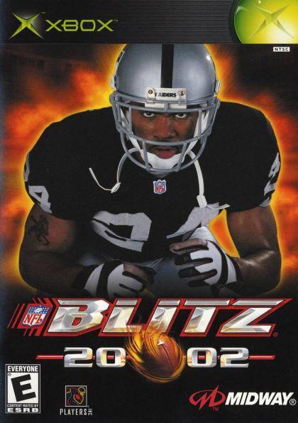 Xbox NFL Blitz 2002